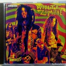CDs de Música: WHITE ZOMBIE - LA SEXORCISTO: DEVIL MUSIC VOL. 1 - CD 1992 - GEFFEN RECORDS. Lote 151418074