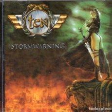 CDs de Música: TEN - STORMWARNING - CD - SOUTH KOREA 2011 - EVOLUTION MUSIC - EMCD 0159. Lote 151419642