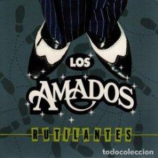 CDs de Música: CD-LOS AMADOS/ RUTILANTES (NUEVO PRECINTADO). Lote 151422198