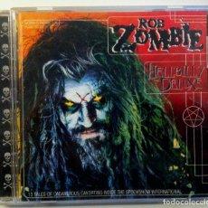 CDs de Música: ROB ZOMBIE - HELLBILLY DELUXE - CD 1998 - GEFFEN RECORDS. Lote 151422622