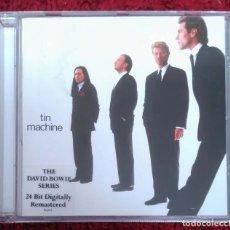 CDs de Música: DAVID BOWIE (TIN MACHINE) CD 1999. Lote 151425010