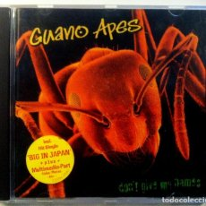 CDs de Música: GUANO APES - DON'T GIVE ME NAMES - CD 2000 - SUPERSONIC RECORDS. Lote 151426626