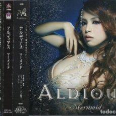 CDs de Música: ALDIOUS - MERMAID - CD EP - JAPAN 2011 - SPINNING - BSRS-004. Lote 151428658