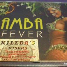 CDs de Música: SAMBA FEVER - CD . Lote 151431546