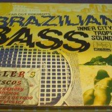 CDs de Música: FAR OUT PRESENTS: BRAZILIAN BASS - CD DIGIPACK PRECINTADO. Lote 151433790