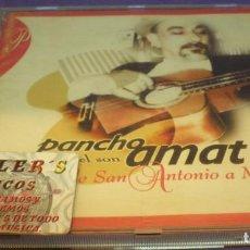 CDs de Música: PANCHO AMAT Y EL CABILDO DEL SON DE SAN ANTONIO A MAISÍ - CD . Lote 151435394