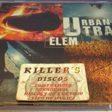 CDs de Música: URBAN TRAD - ELEM - CD. Lote 151436842
