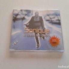 CDs de Música: CD SONIQUE, IT FEELS SO GOOD. Lote 151443306