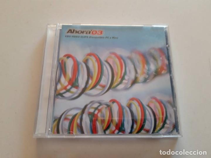 CD AHORA 3 (Música - CD's Otros Estilos)