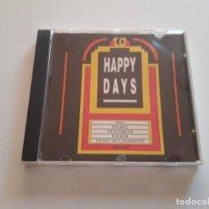 CDs de Música: CD HAPPY DAYS. Lote 151444302