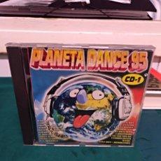 CDs de Música: PLANETA DANCE 1. Lote 151455738