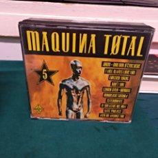 CDs de Música: MAQUINA TOTAL 5. Lote 151455848