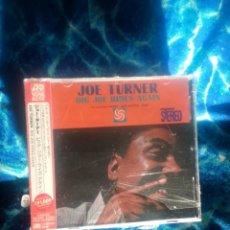 CDs de Música: CD JOE TURNER – BIG JOE RIDES AGAIN EDICIÓN JAPONESA CON OBI PRECINTADO. Lote 151461482