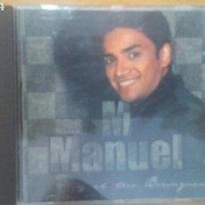 CDs de Música: MANUEL... Y EL TRÍO BORINQUEN (ESPAÑA, 2000). Lote 151462446
