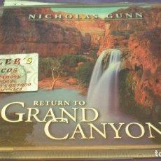 CDs de Música: NICHOLAS GUNN - RETURN TO GRAND CANYON - CD. Lote 151478506