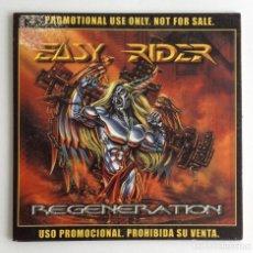 CDs de Música: EASY RIDER REGENERATION CD VERSIÓN PROMOCIONAL 12 TEMAS LOCOMOTIVE. Lote 151508898