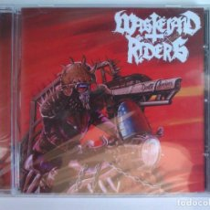 CDs de Música: WASTELAND RIDERS - DEATH ARRIVES - NUEVO Y PRECINTADO. Lote 151509954