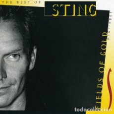 CDs de Música: FIELDS OF GOLD - THE BEST OF STING 1984 - 1994 - CD . Lote 151520162