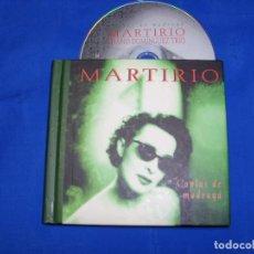 CDs de Música: COPLAS DE MADRUGÁ MARTIRIO Y CHANO DOMINGUEZ. Lote 151537554