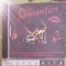 CDs de Música: THE ROMANTICS / 5 CD'S / NEW AGE. Lote 151557130