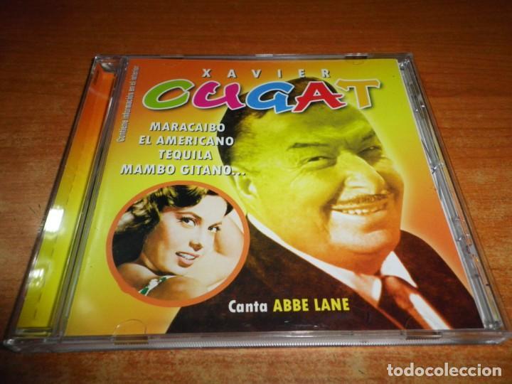 XAVIER CUGAT Y SU ORQUESTA CANTA ABBE LANE CD ALBUM DEL AÑO 2005 CONTIENE 16 TEMAS RARO (Música - CD's Clásica, Ópera, Zarzuela y Marchas)