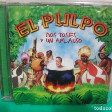 CD de Música: CD ALBUM 2001 EL PULPO ¨DOS TOSES Y UN APLAUSO¨ NUEVO¡¡. Lote 151584998