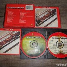 CDs de Música: THE BEATLES - 1962 / 1966. Lote 195387563