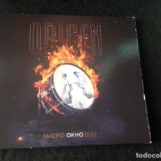 CDs de Música: ORIGEN - MADRID OKHO DUO - CD 2015 ESPAÑA.. Lote 151588410