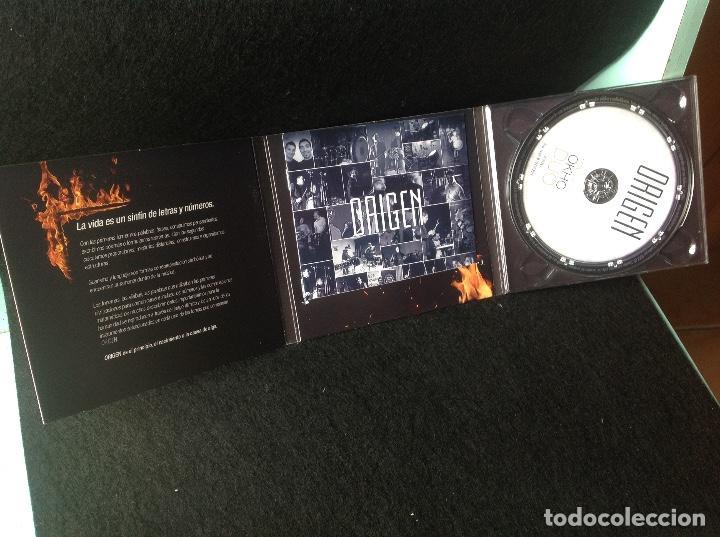 CDs de Música: ORIGEN - MADRID OKHO DUO - CD 2015 ESPAÑA. - Foto 2 - 151588410
