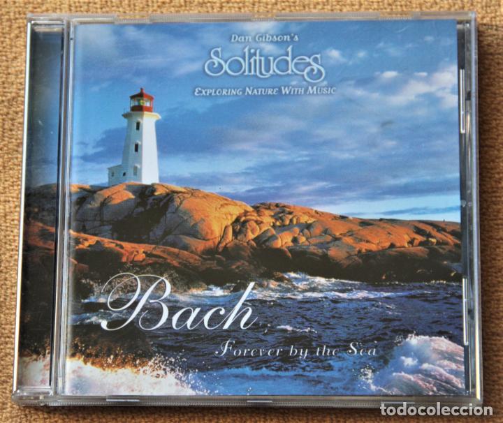 CDs de Música: SOLITUDES.- BACH FOR EVER BY DE SEA.- DAN GIBSONS - Foto 2 - 151591230