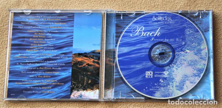 CDs de Música: SOLITUDES.- BACH FOR EVER BY DE SEA.- DAN GIBSONS - Foto 3 - 151591230