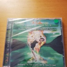 CDs de Música: IRISH SHOWTIME. INCLUDING FEET OF FLAMES & OTHER IRISH FAVOURITES (CD PRECINTADO). Lote 151605562