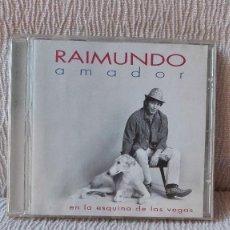 CDs de Música: RAIMUNDO AMADOR. Lote 151607322