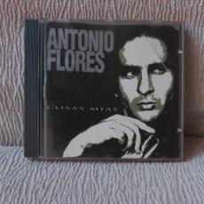 CDs de Música: ANTONIO FLORES COSAS MIAS. Lote 151608062