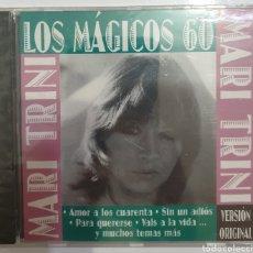 CDs de Música: CD MARI TRINI LOS MÁGICOS 60 PRECINTADO. Lote 151611629