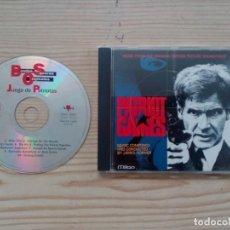 CDs de Música: BSO - JUEGO DE PATRIOTAS CD - ALTAYA. Lote 151633218