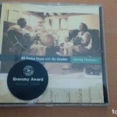 CDs de Música: ALI FARKA TOURE WITH RY COODER TALKING TIMBUKTU CD. Lote 151642510