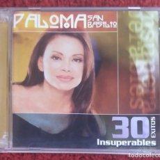 CDs de Música: PALOMA SAN BASILIO (30 EXITOS - SERIE INSUPERABLES) 2 CD'S 2003 EDICIÓN USA. Lote 151643534