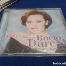 CDs de Música: CD HOMENAJE A ROCIO DURCAL ( SUS MEJORES RANCHERAS ) 2006 SONY NUEVO PRECINTADO DE LA REVISTA HOLA . Lote 151644282