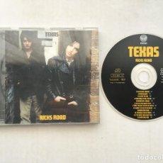 CDs de Música: TEXAS RICKS ROAD CD MUSICA KREATEN. Lote 151644870