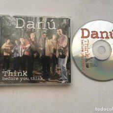 CDs de Música: DANU THINK BEFORE YOU THINK DANÚ SHANACHIE 78030 2000 CD MUSICA KREATEN. Lote 151646394