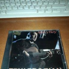 CDs de Música: EDUARDO FALU. AYER Y HOY. EDICIÓN DE 1995 RARA. Lote 151647625