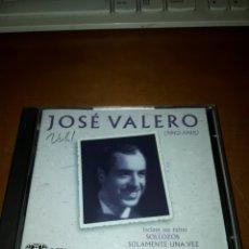 CDs de Música: DOBLE CD JOSÉ VALERO. VOLUMEN 1. 1942 A 1945. EDICIÓN DEL 2002. Lote 151648032