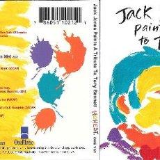 CDs de Música: JACK JONES - JACK JONES PAINTS A TRIBUTE TO TONY BENNETT . Lote 151660170