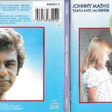 CDs de Música: JOHNNY MATHIS - TEARS AND LAUGHTER. Lote 151660386