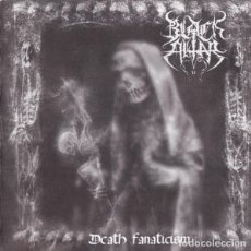 CDs de Música: BLACK ALTAR – DEATH FANATICISM -BLACK METAL. Lote 151660578