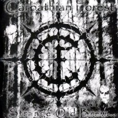 CDs de Música: CARPATHIAN FOREST – STRANGE OLD BREW --BLACK METAL. Lote 151660690