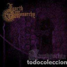 CDs de Música: FOURTH MONARCHY – AMPHILOCHIA -DIGIPAK--BLACK METAL. Lote 151660798