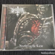 CDs de Música: DRAUGAR – WEATHERING THE CURSE --BLACK METAL. Lote 151660858