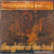CDs de Música: AT THE GATES – SLAUGHTER OF THE SOUL --EDICION 1995--. Lote 151660906